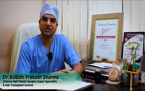 Dr. Buddhi Prakash Sharma(Hair Transplant Surgeon)
