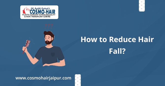How to Reduce Hair Fall?